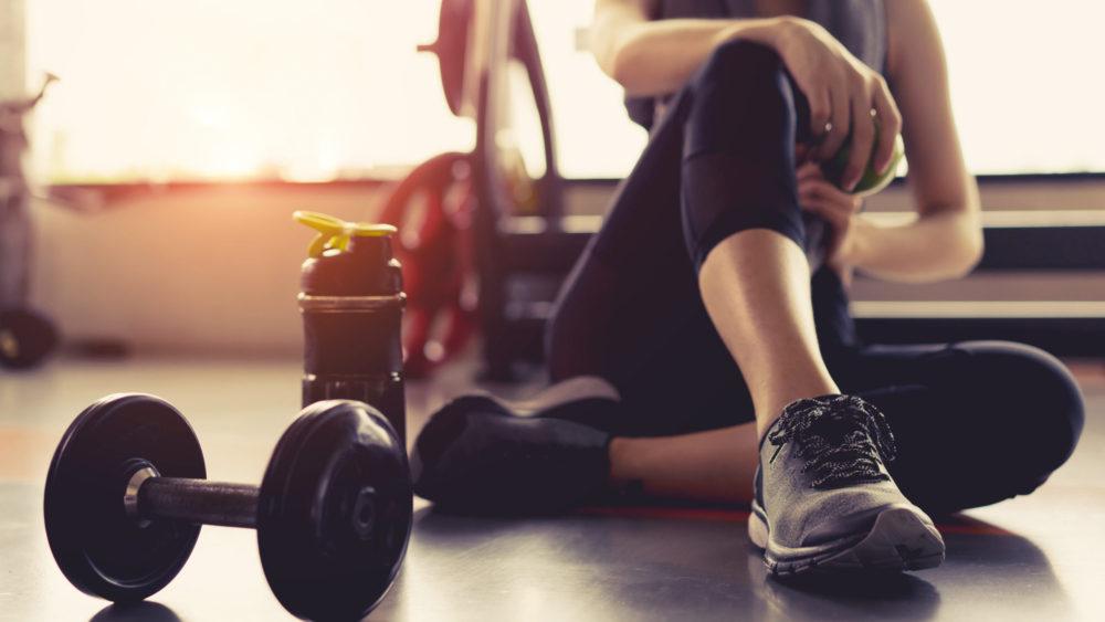 Il fitness non esiste!